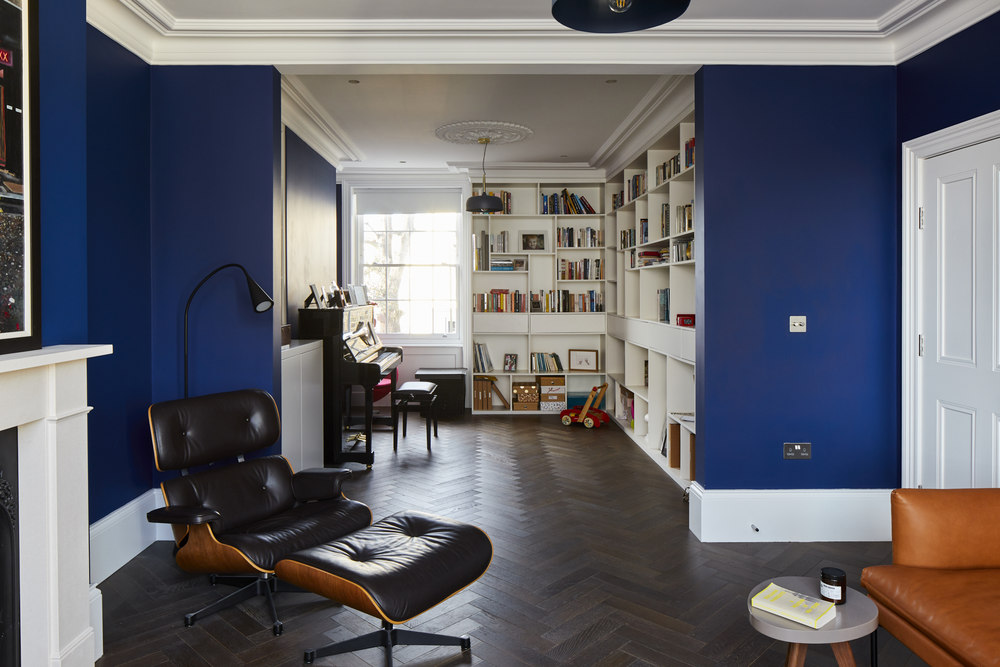 Basement and full house renovation in Greenwich