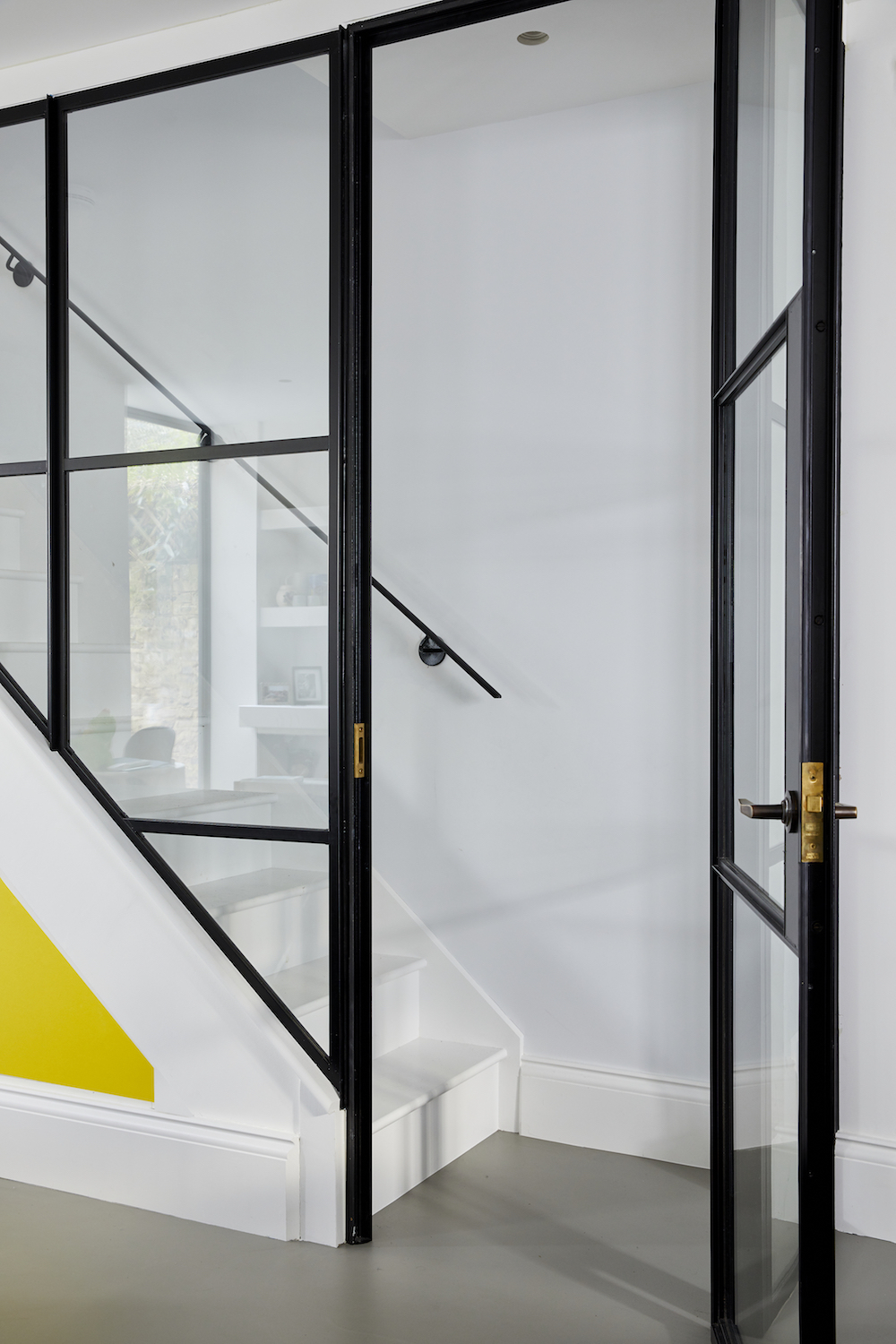 508-Bespoke-staicase-crittall-door-Greenwich-town-house-with-basement-renovation